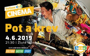 Letní kino Yellow Cinema – Pot a krev