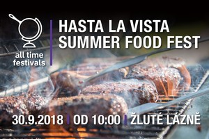 Hasta la vista Summer Food Fest