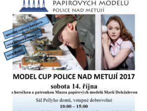 Model cup Police 2017